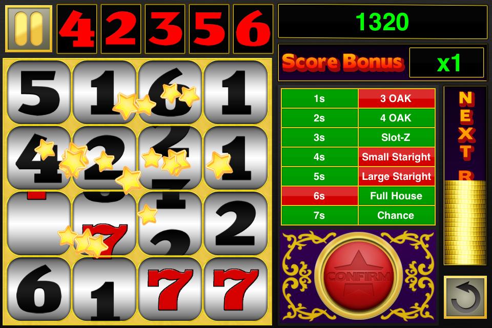 Screenshot Slot-Z