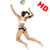 Beach Volleyball Lesson HD